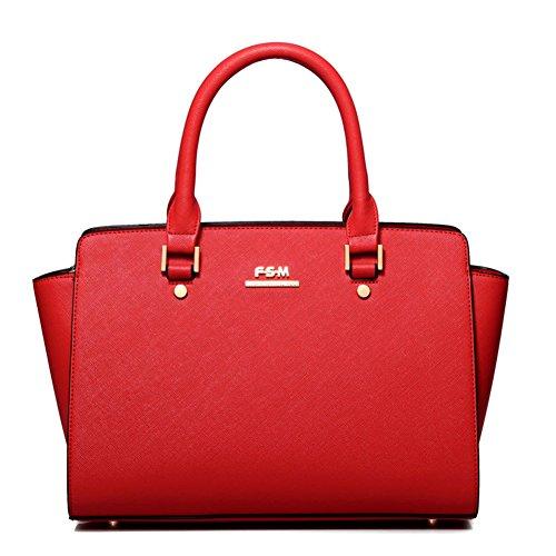 borse da donna/spalla europea e americana della moda Messenger Bag-A B