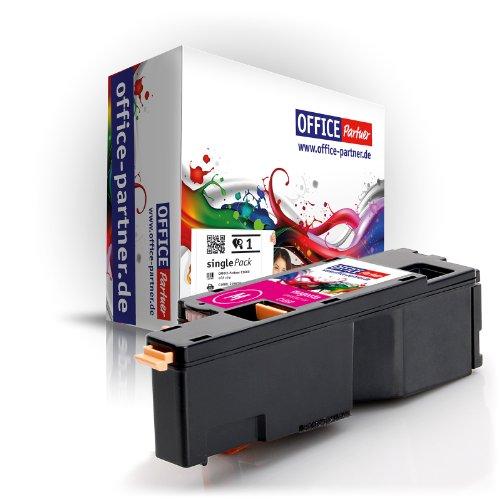 OFFICE-Partner Premium Toner kompatibel zu DELL C1660 M magenta/rot geeignet für DELL C1660 / DELL C1660W