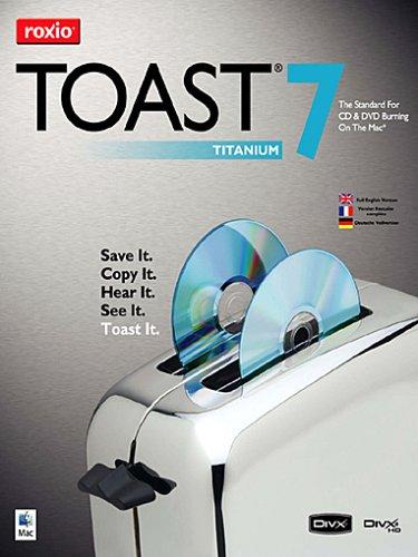 Roxio-dvd-brenner-software (Toast 7 Titanium)