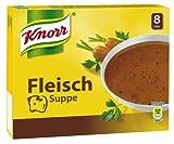 Knorr Fleisch Suppe Würfel, 10er-Pack (10 x 8 Liter)