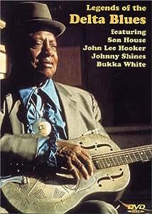 Legends Of The Delta Blues DVD