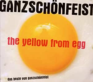The Yellow from Egg