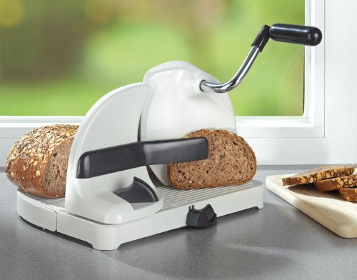 WENKO Allesschneider Brotschneidemaschine
