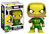 Funko 11127 - Marvel Comics, Pop Vinyl Figure 188 Iron Fist Classic