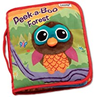 ‏‪Lamaze Peek-A-Boo Forest, Fun Interactive Baby Book with Inspiring Rhymes and Stories‬‏