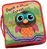 Lamaze Peek a Boo Forest Soft Book