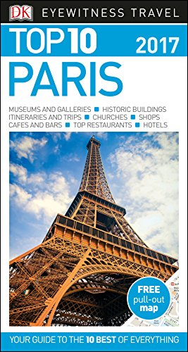 Top 10 Paris (Eyewitness Top 10) par DK