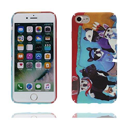 iPhone 6s Plus Custodia Case, iPhone 6 Plus / 6S Plus Copertura 5.5, Disegno unico del materiale di TPU Cartoon Stylish Durable Indietro Cover, Graffi Resistenza agli urti # Fiore verde Color 2