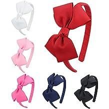 7Rainbows 6 Piezas Diademas para Niñas Multicolor
