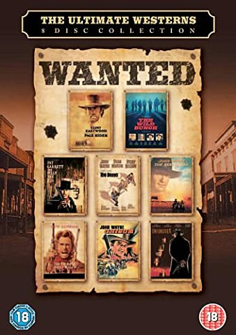 The Ultimate Westerns Collection [DVD]