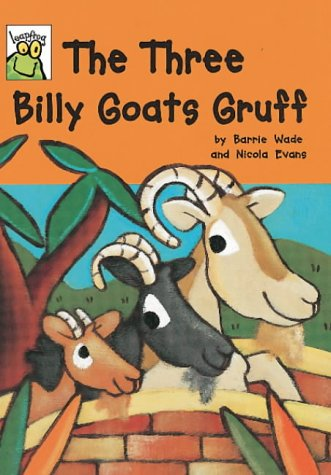 The Three Billy Goats Gruff (Leapfrog Fairy Tales)