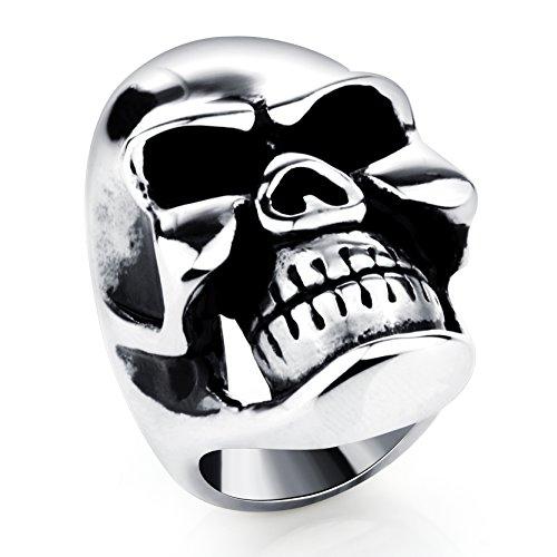 herren-schrecklichen-skull-ringe-glatt-poliert-neuen-stil-finger-ringe-2017-schmuck-durchmesser-21