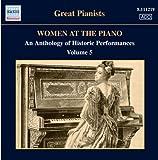 Women At The Piano Vol. 5 (Various Artists) (Naxos Historical: 8111219)
