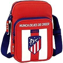 78f6c11799d30 Safta Bandolera Atlético De Madrid Oficial Con Bolsillo Exterior  160x60x220mm