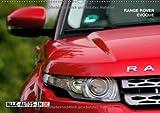 Britpop (Wandkalender 2014 DIN A3 quer): Range Rover Evoque (Monatskalender, 14 Seiten)