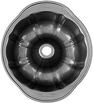 Wilton Perfect Results Premium Non-Stick 9-Inch Fluted Tube Pan