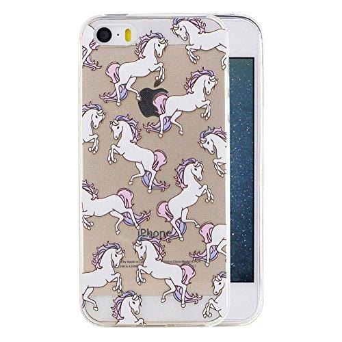 funda-para-iphone-se-5s-5-pridot-delgado-ajuste-tpu-case-sueno-unicornio-impresion-protector-rubber-