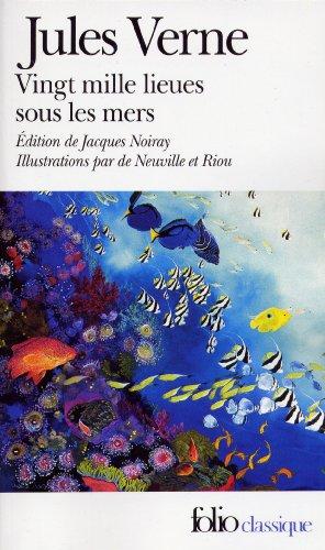 Vingt mille lieues sous les mers par Jules Verne