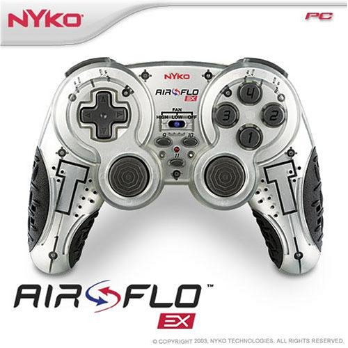 Price comparison product image AIR FLO PC Analog Controller with Hand Cooling Technology USB