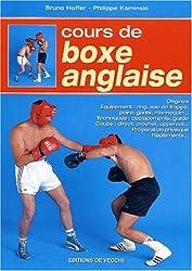 Cours de boxe anglaise