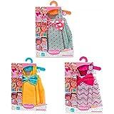 Nenuco - Nenuco ropa con percha, 6 modelos (Famosa 700012824)