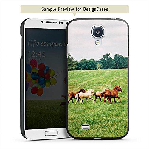 DeinDesign HTC One M8s Hülle Schutz Hard Case Cover Wilde Pferde Mustang Pferd Stute Horse
