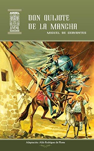 Don Quijote de la Mancha (Ariel Juvenil Ilustrada nº 17) de [de Cervantes