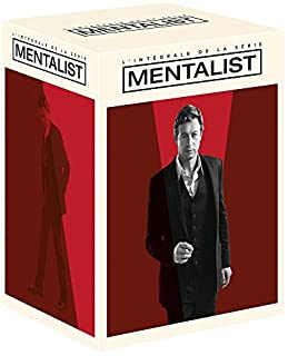 The Mentalist - l'Intégrale de la Série - Coffret DVD (B013RILOAG) | Amazon price tracker / tracking, Amazon price history charts, Amazon price watches, Amazon price drop alerts