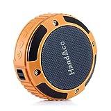 HandAcc Wasserdichter Bluetooth 4.0 Lautsprecher Wireless Tragbarer Lautsprecherbox Stereo Speaker