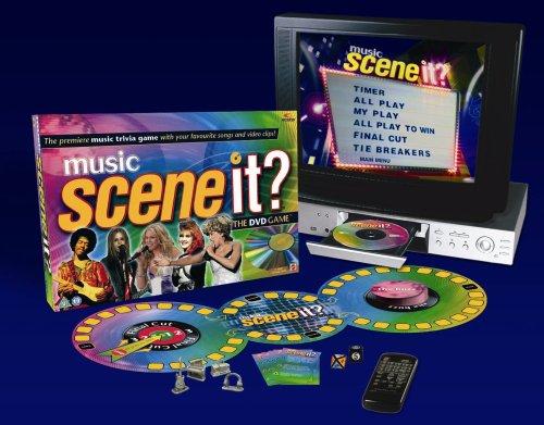 Scene It? Music by Mattel