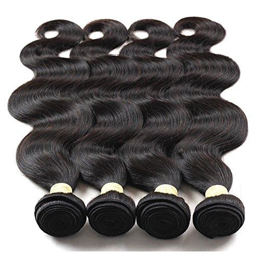 100% capelli umani Malaysian Remy Body Wave extension per capelli a basso prezzo Hair Products free Fast Shipping leggermente marrone 1B
