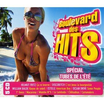 Boulevard des Hits Special Tubes de l'Ete