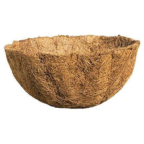 Revêtement de remplacement rond en fibres de coco pour panier 10-Inch