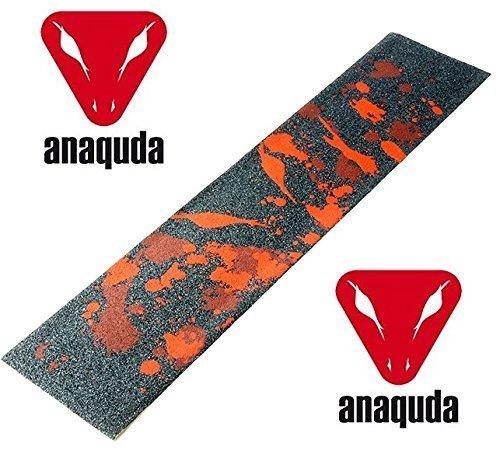 Preisvergleich Produktbild Anaquda Stunt-Scooter Griptape Blood 50 x 11cm