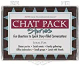 Chat Pack: Stories Cards: Fun Questions to Spark Story-Filled Conversations