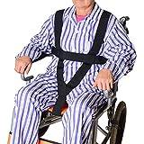 Wolong Verstellbarer Rollstuhl Sicherheitsgurt Schutzband Anti-Rückhalte Altenpflege
