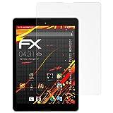 atFolix Folie für Medion LIFETAB P9702 (MD60201) Displayschutzfolie - 2 x FX-Antireflex-HD hochauflösende entspiegelnde Schutzfolie