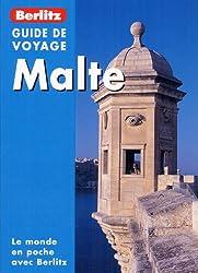 Malte guide de voyage