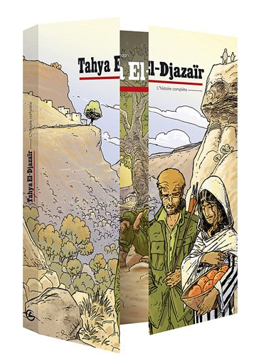 Tahya El-Djazaïr, Tome 1 et 2 : Du sang sur les mains ; Du sable plein les yeux : Coffret 2 volumes