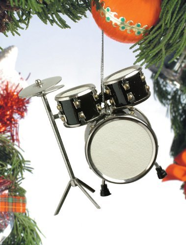 black-drum-set-hanging-ornament-music-musical-instrument-ornament-35-inches-by-broadway-gifts