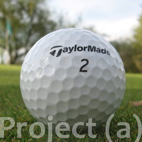 TaylorMade 50 Taylor Made Project (A) BALLES DE Golf...