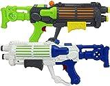 XL GYD Wassergewehr Space Warriors Pike Pump 2fach sortiert