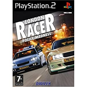 London Racer Police Madness – Playstation 2 (Englisch)