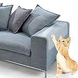AOLVO Katzenmöbelschutz, Abnehmbarer Kratzschutz für Katzen, Kratzschutz, Klar Vinyl,...
