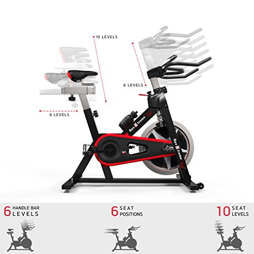 We R Sports SP-BIK-101 Heimtrainer-Fahrrad - 5