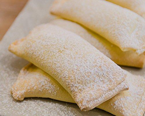 Flauti artigianali alla marmellata di albicocche, Zero Farina - senza glutine!