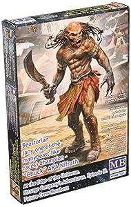 Masterbox MAS24057 Piezas para Hacer un Juego de Modelos, Varios