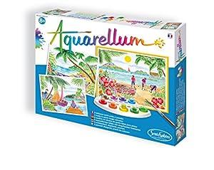 Sentosphere - Aquarellum para paisajes Tropicales  (3906360 )