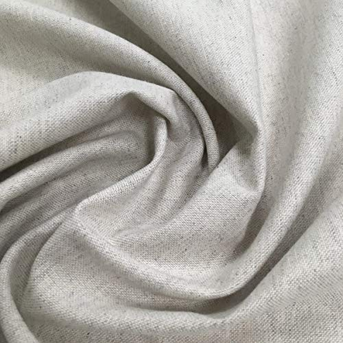 Tela metros loneta lisa - Half Panamá 100% algodón