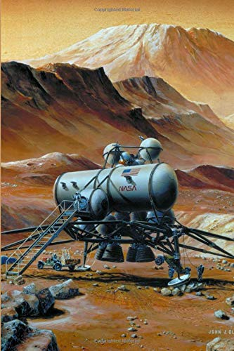 Mars Space Transportation Journal: Lab Journal for Science Students And Teachers -